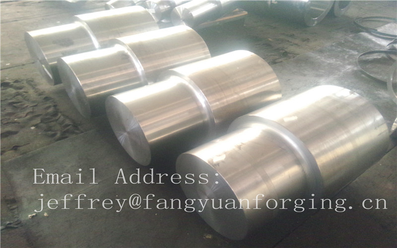 Alloy Steel Forged Shafts Blank C35 C45 42CrMo4 36CrNiMo4 4330 34CrNiMo6 4140 SNCM439 BS816M40 4130 4340
