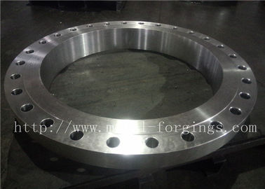 চীন Heat Treatment Welding Forged slip on flanges1.4401 1.304 1.4404 1.4306 316Ti F321 কারখানা