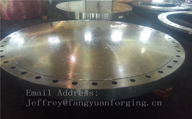 চীন ASME Or Non - standard F316L F304 High Pressure Stainless Steel Flange Blind Plate কারখানা