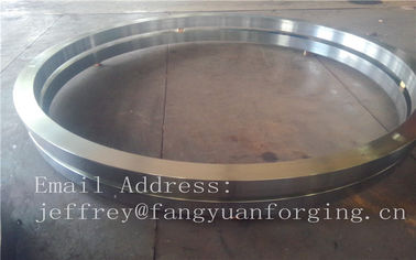 Stainless Steel X15CrNi25-21 1.4821 Forged Rings Flange Cylinder Finish Machining SA182- F310