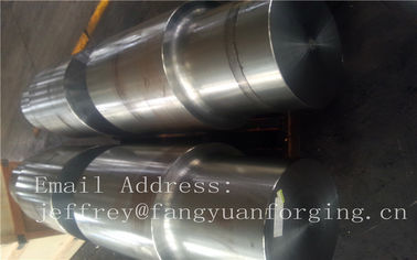 42CrMo4 34CrNiMo6 A105 18CrNiMo7-6rolled Steel Rings For Wind Power Industry